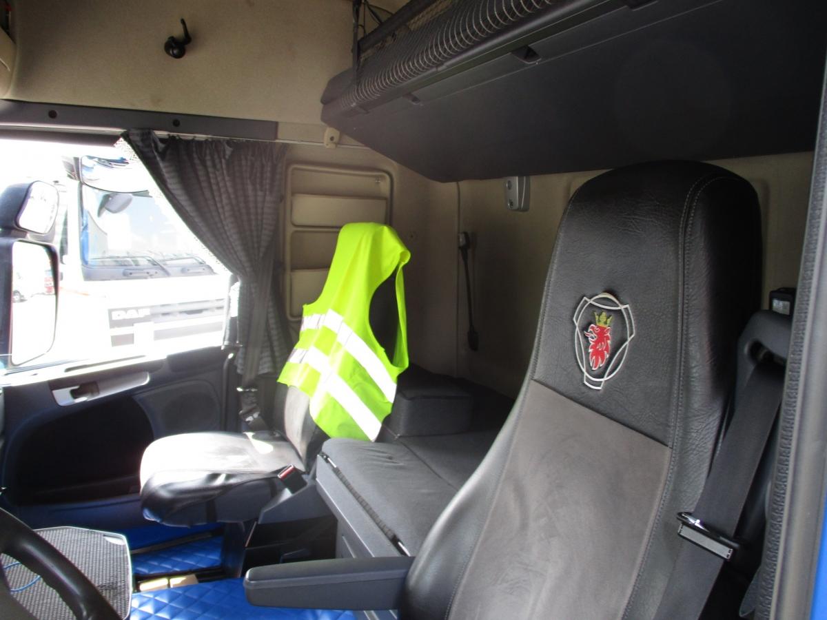 Scania  R420 6x2 EURO 4 + Svan