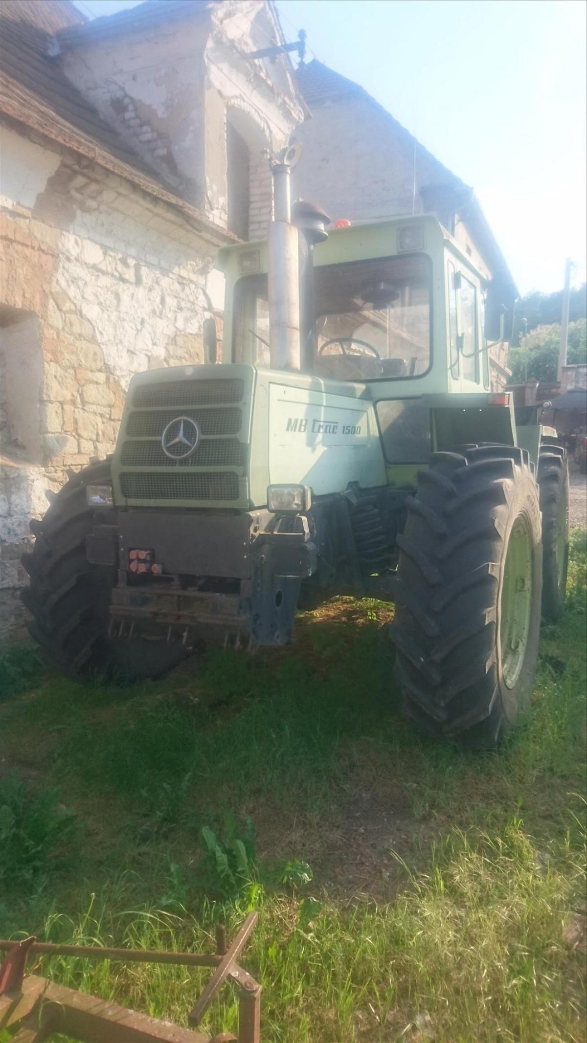 Ostatní  MB 1500