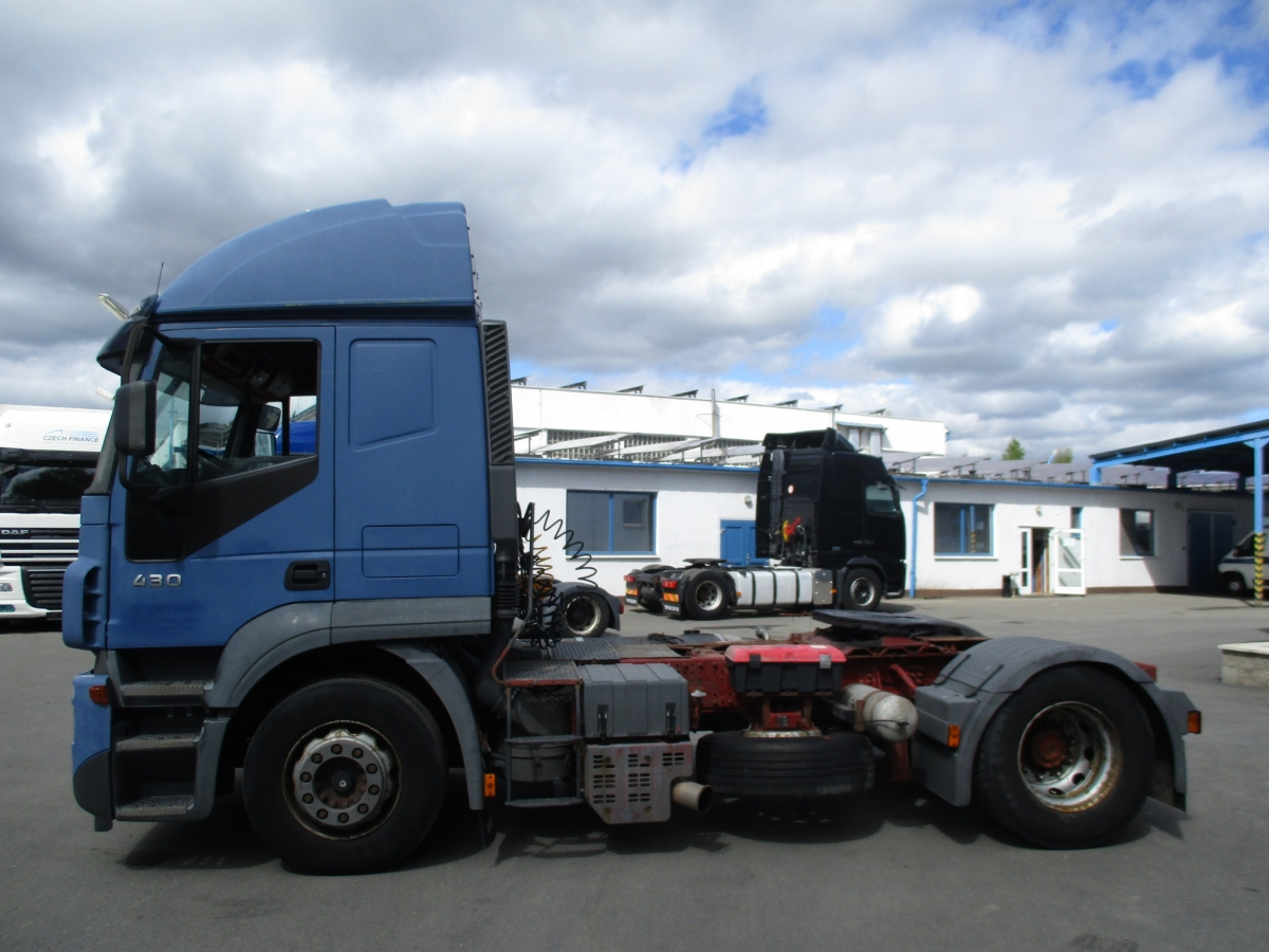 Iveco  440S43 Stralis ADR AT