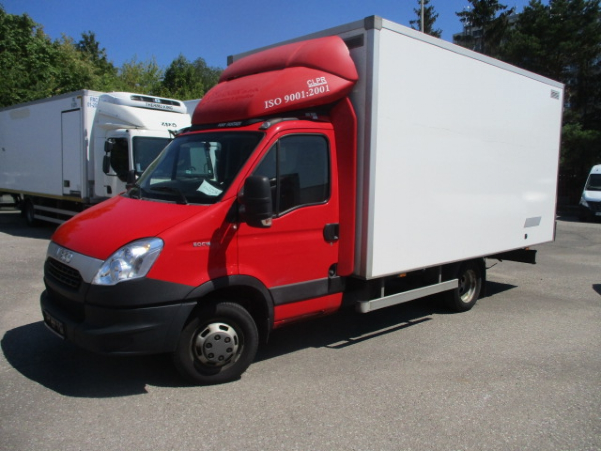 Iveco Daily 50C15 EURO 5