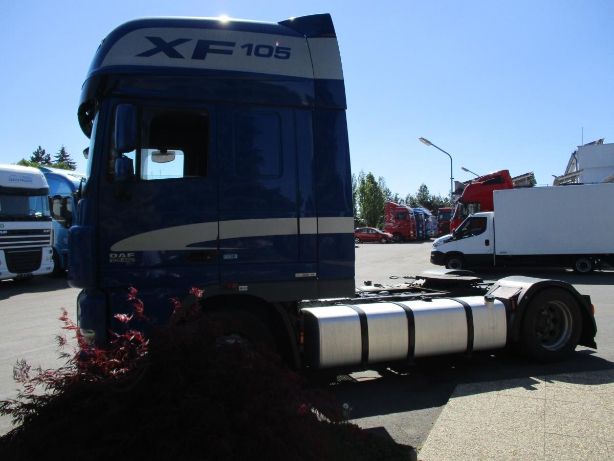 DAF  XF 105.460 SSC EURO 5 EEV ATE MEGA/Lowdeck
