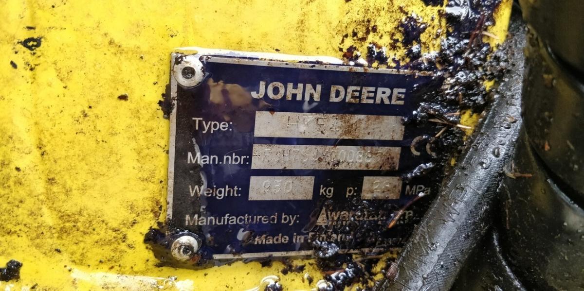 John Deere  1070D eco III