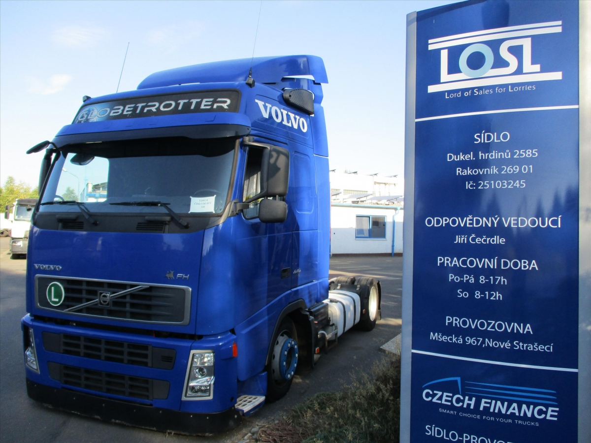 Volvo  FH13.440 EURO 5 MEGA/lowdeck