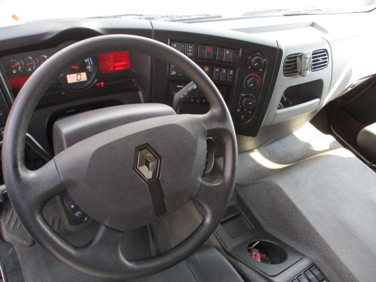 Renault  C320 S3 6x4 EURO 6