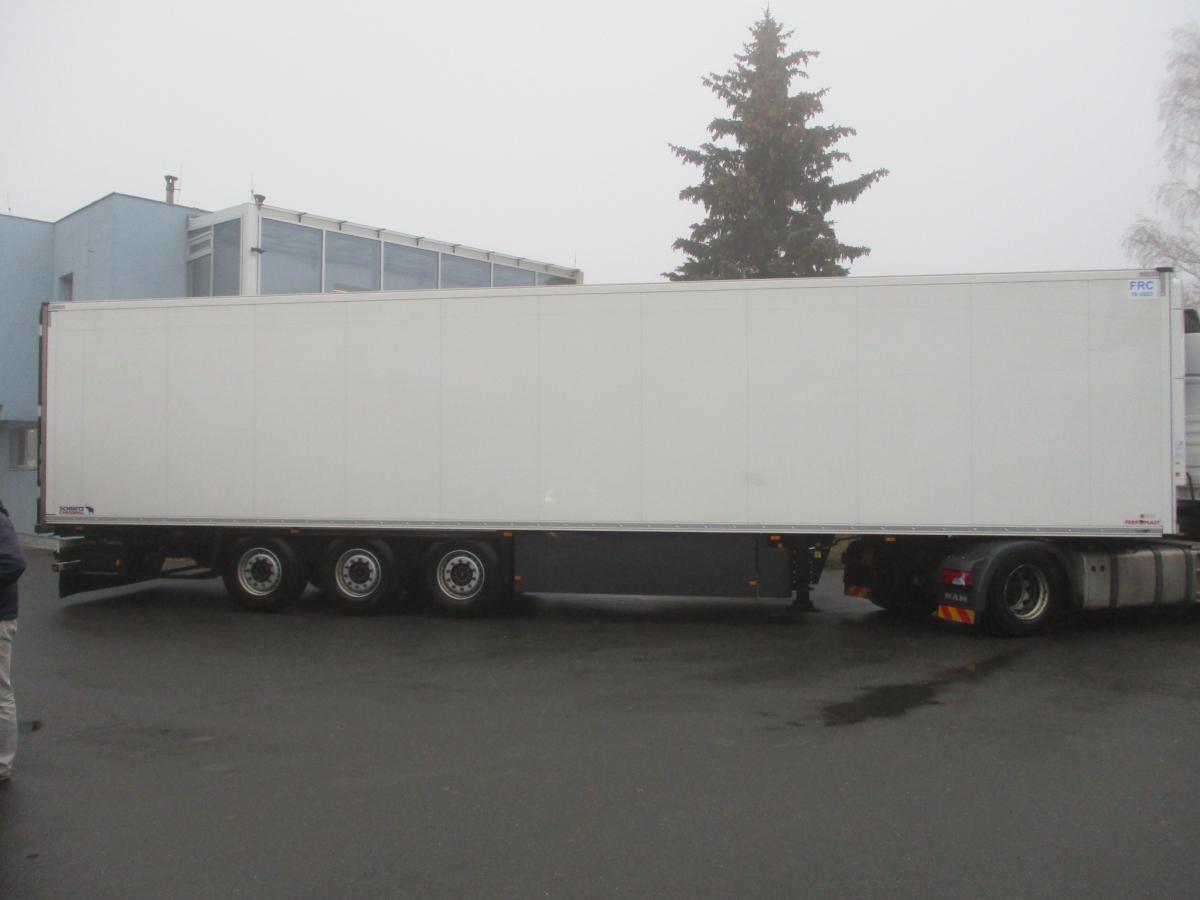 Schmitz  SK0 24 Thermo King SLXe 300