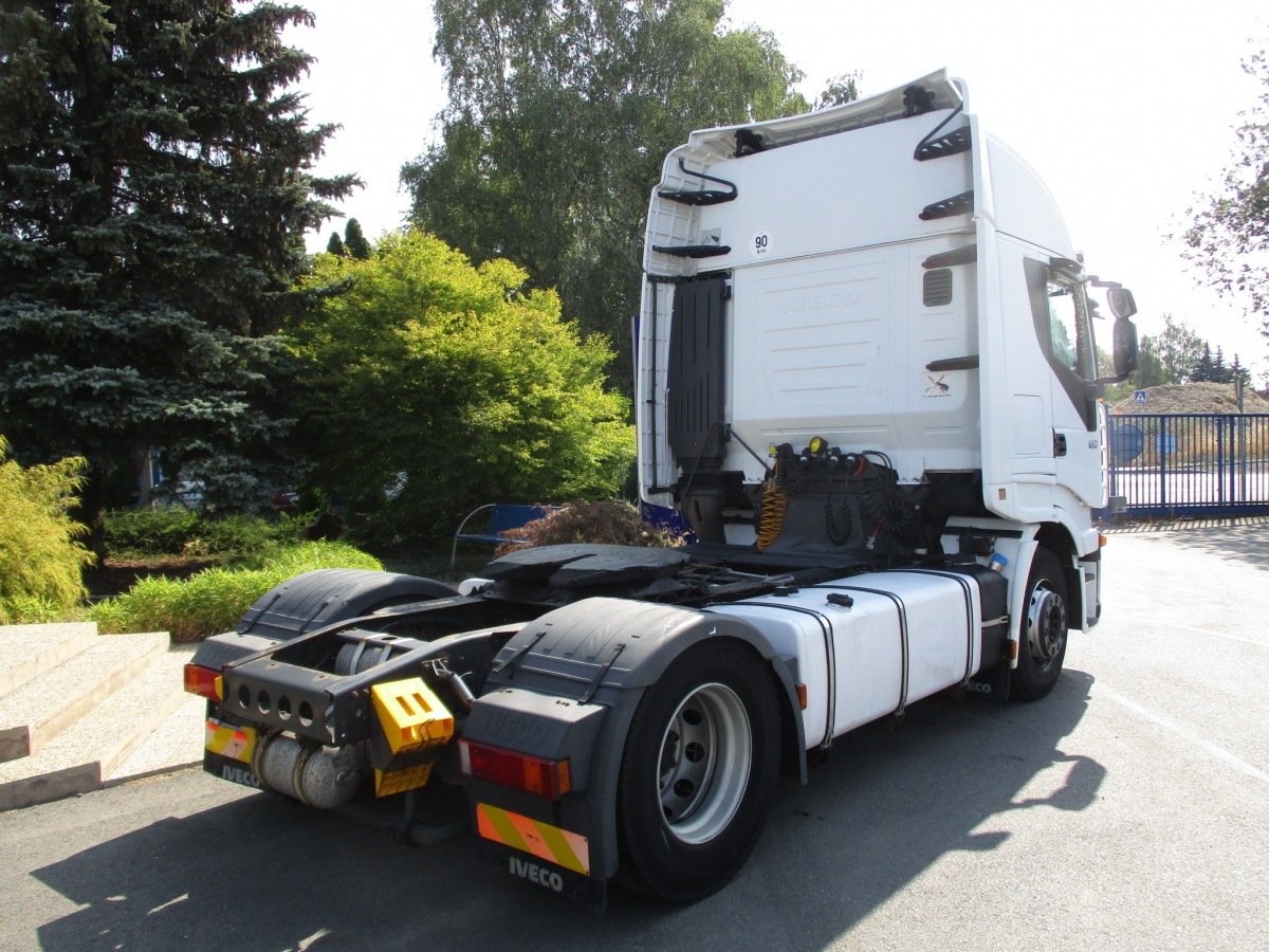Iveco  STRALIS AS 440S45