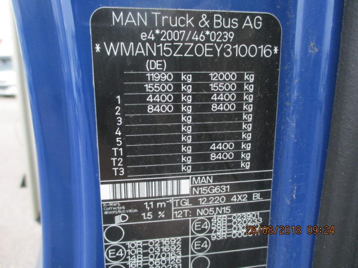 MAN MAN TGL 12.220