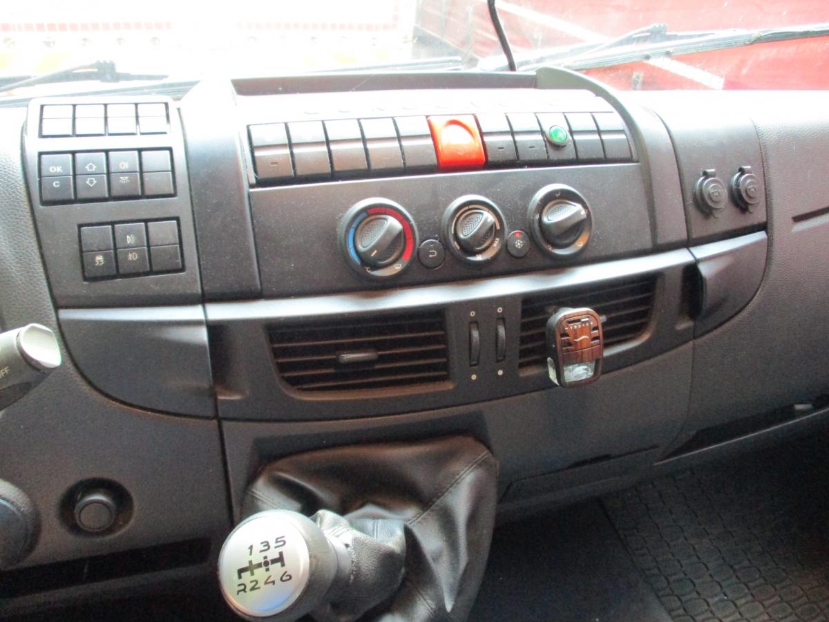 Iveco  120E25 Eurocargo EURO 6