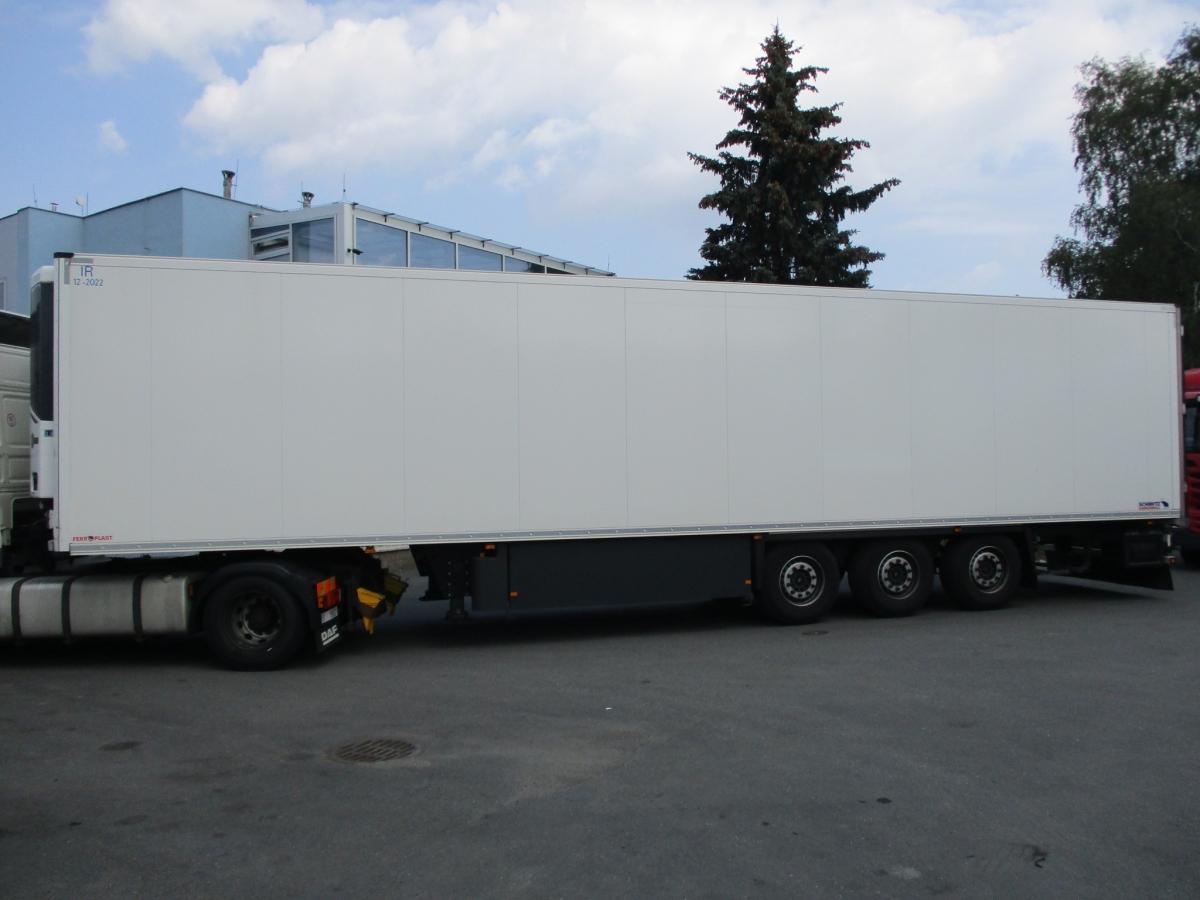 Schmitz  SK0 24 Thermo King SLXi 300