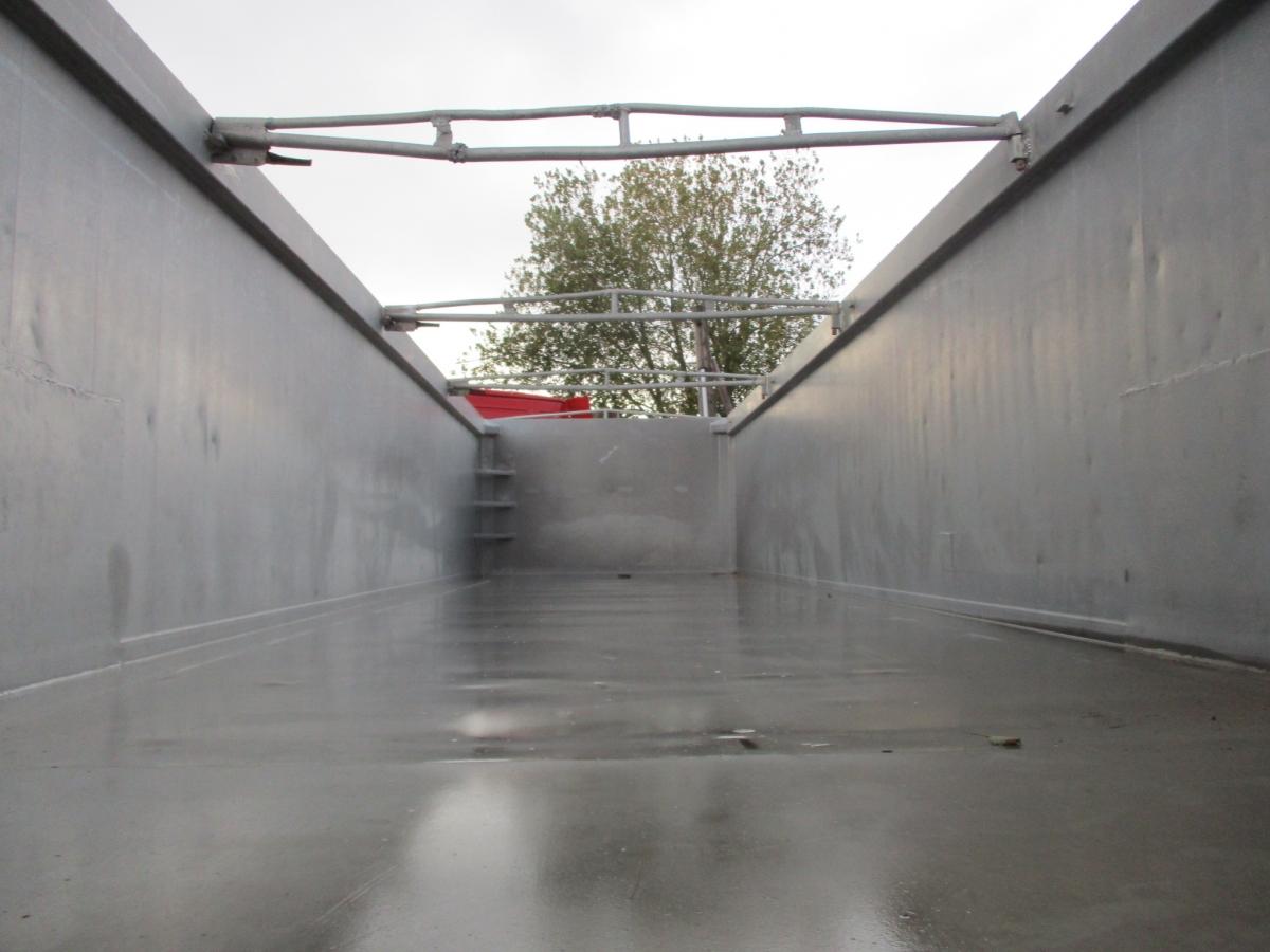 Schwarzmüller  KIS 3/E 36 m3