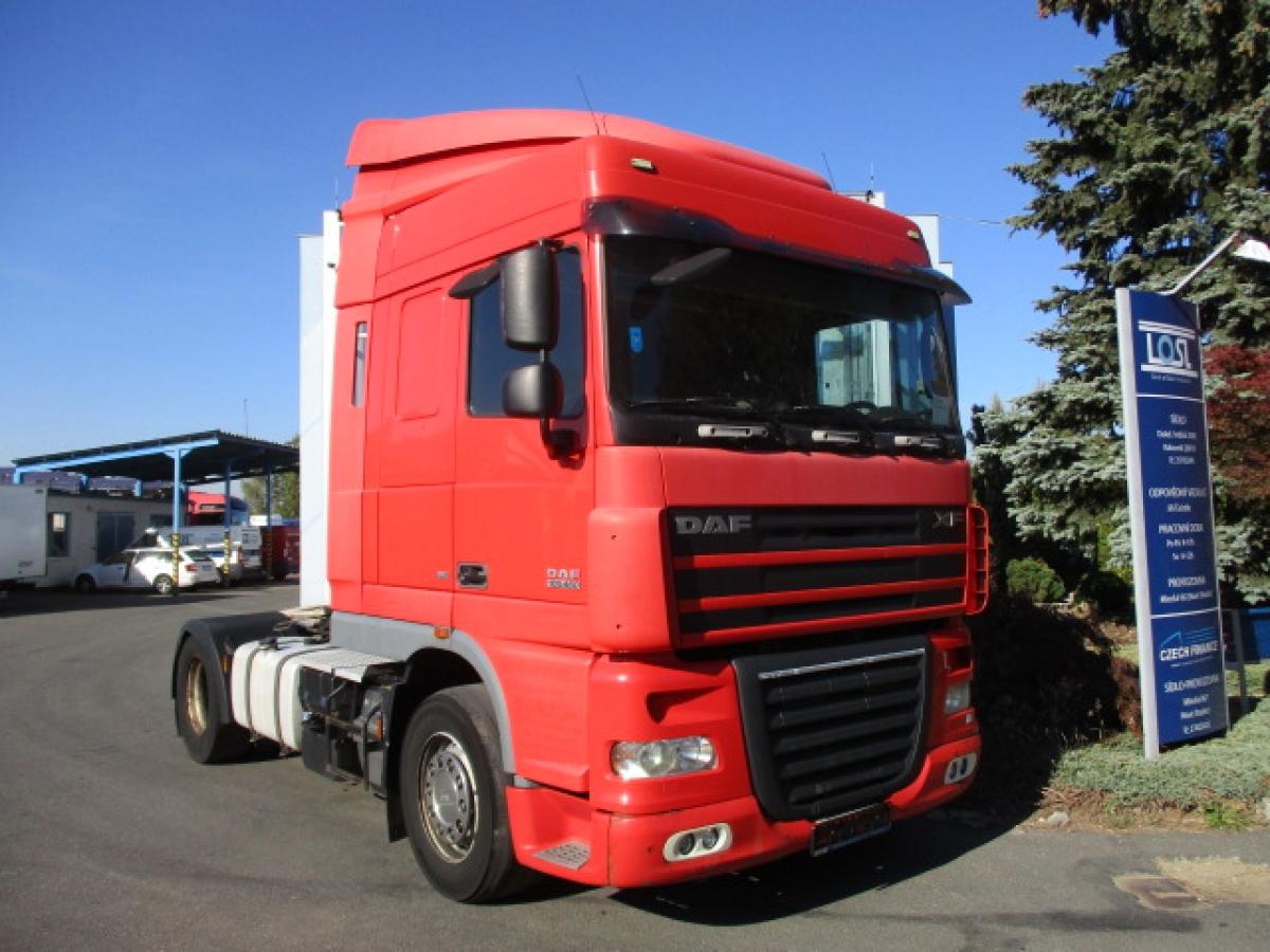 DAF  XF105.460 SC EURO 5