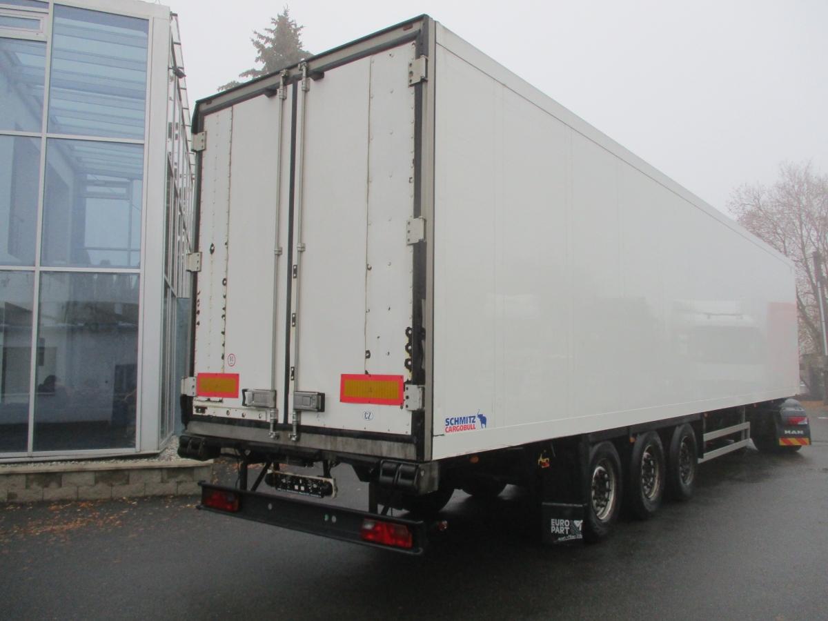 Schmitz  SK0 24 Agregat Carrier Vector 1800