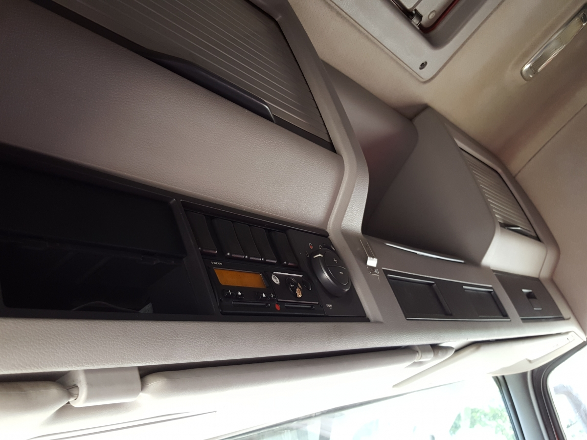 Volvo  FH13.460 6x2 EEV + Wecon 120m3