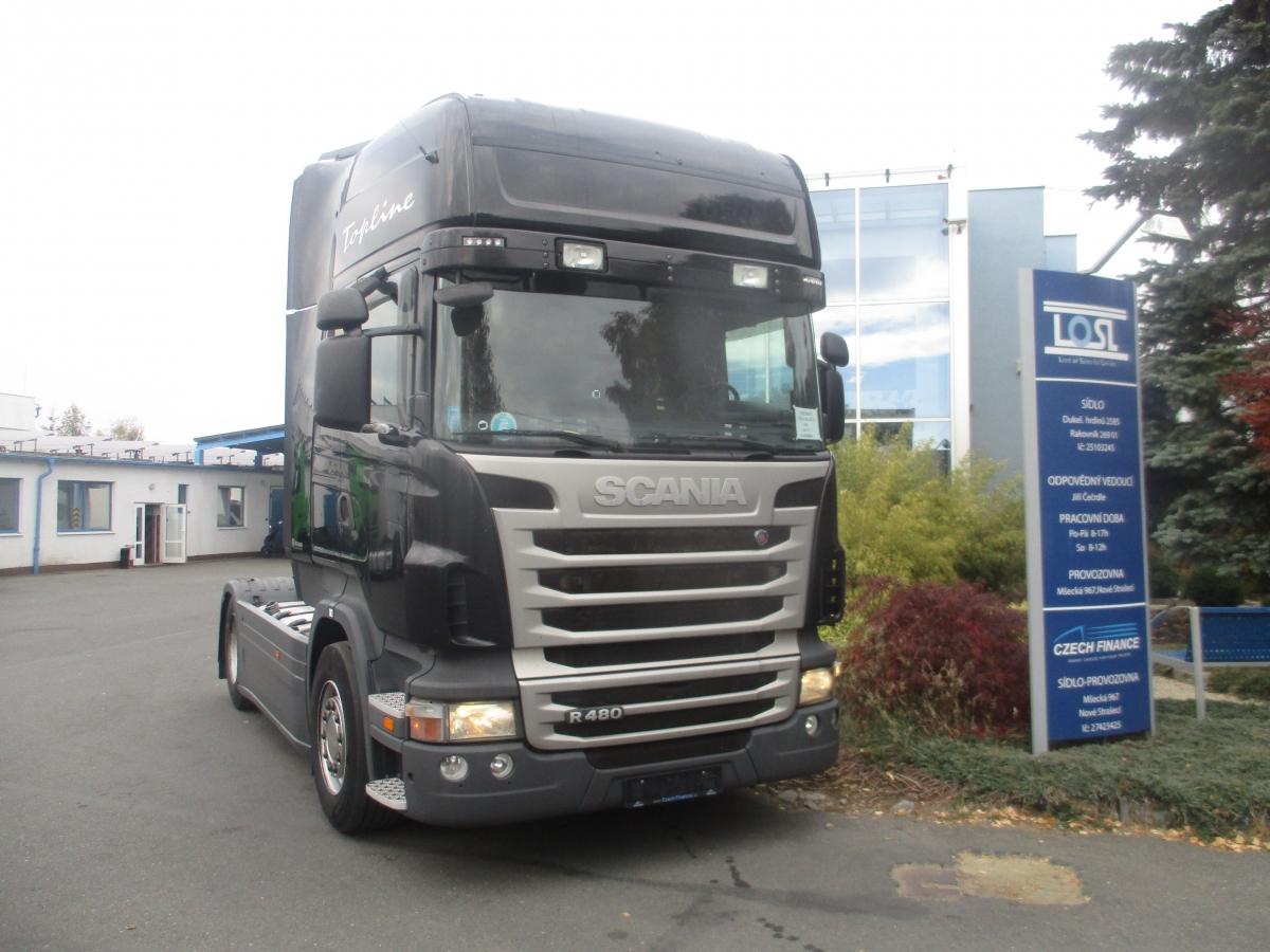 Scania  R480 Topline EURO 5