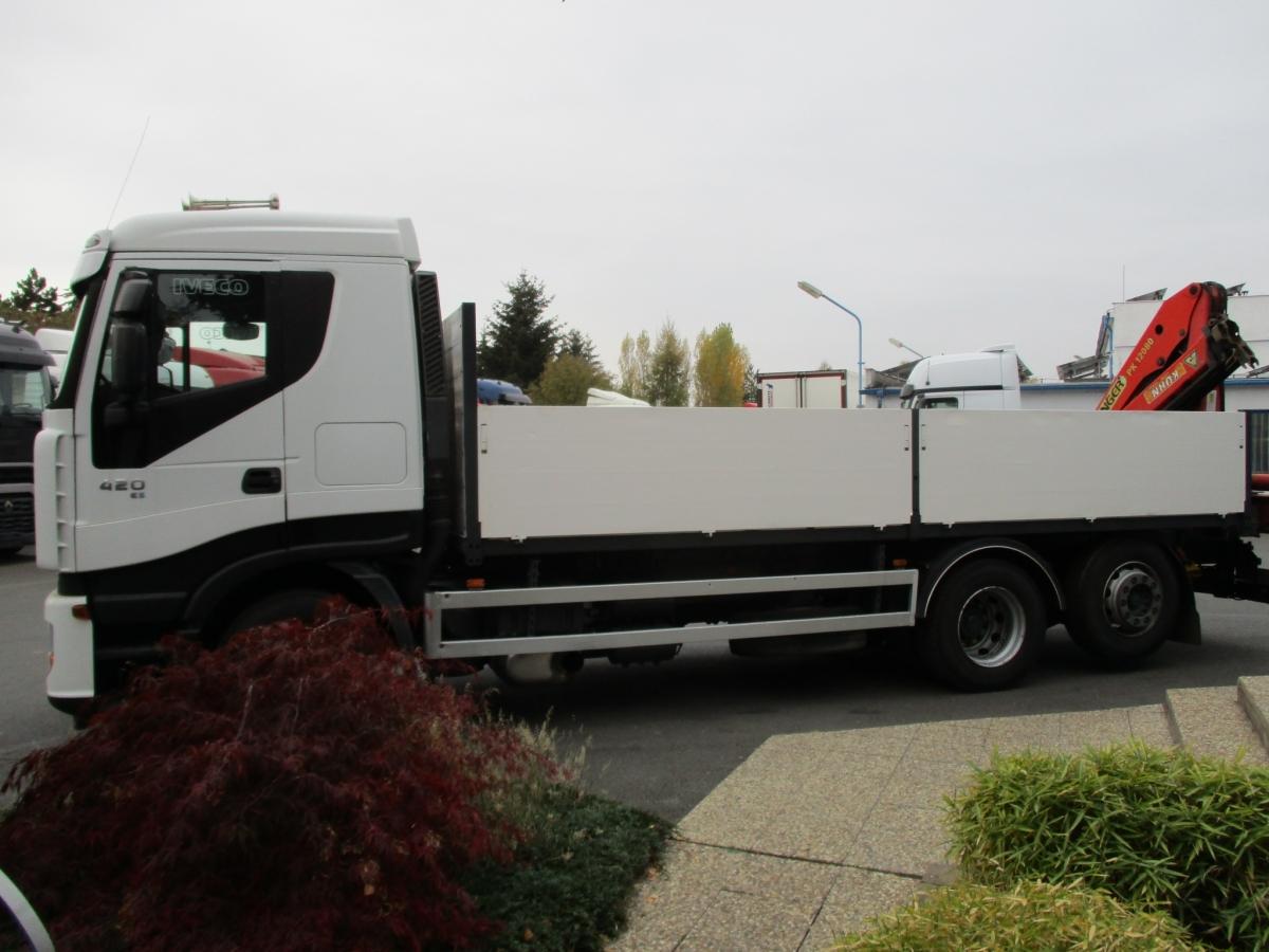 Iveco  260S42 Stralis 6x2 EURO 5
