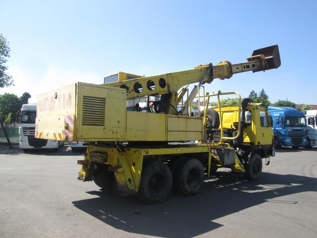 Tatra  T815 UDS 114