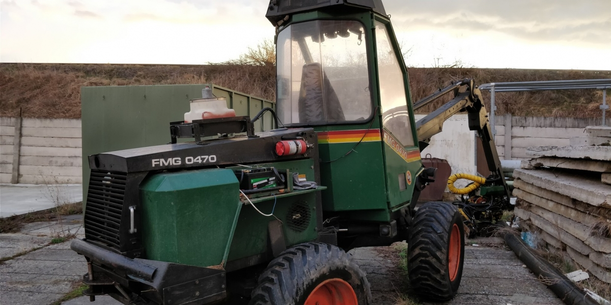 Ostatní  FMG 0470 Harvester