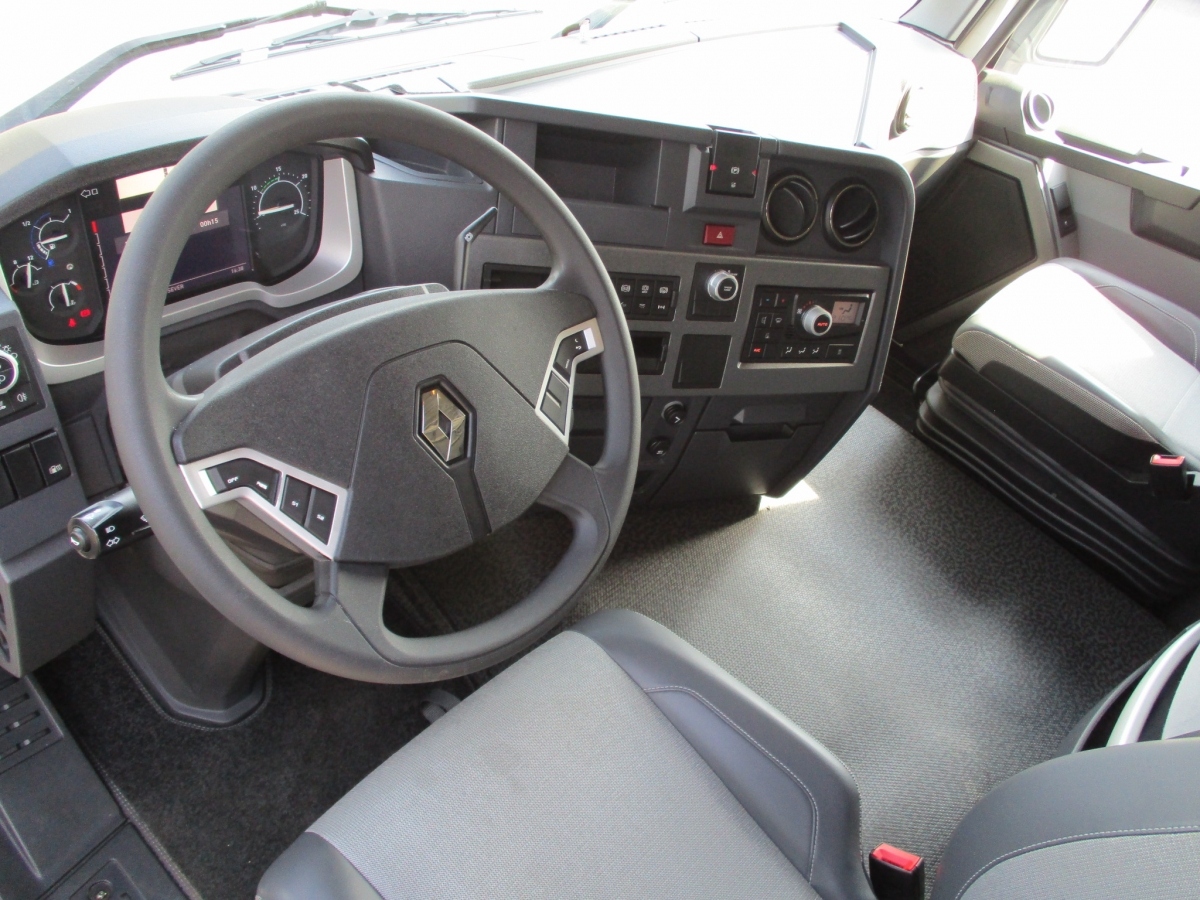 Renault  T460 Lowdeck/Mega
