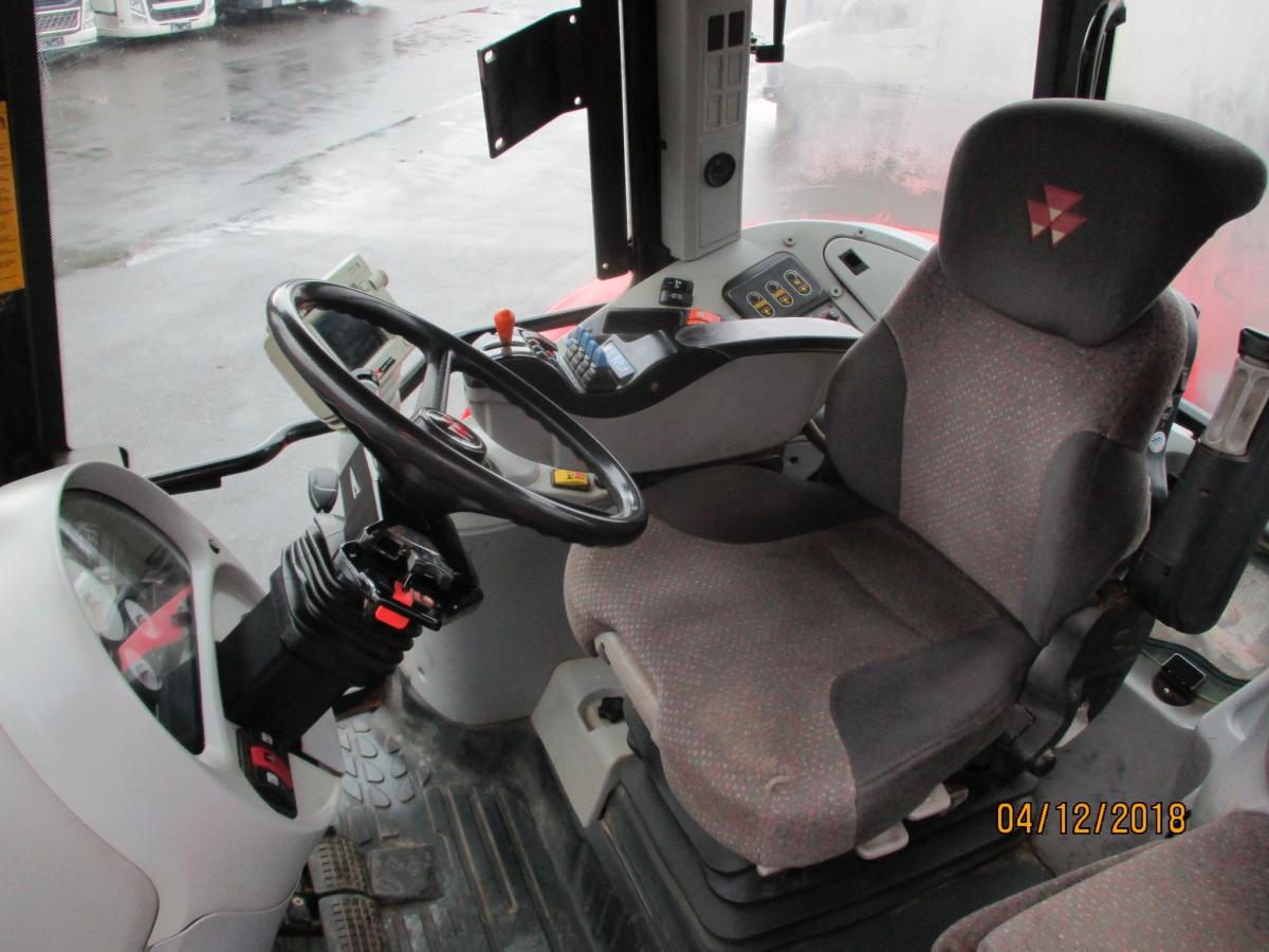 Massey Ferguson  8480 Dyna-VT