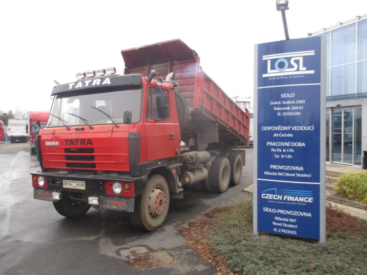 Tatra  T815 S3 6x6