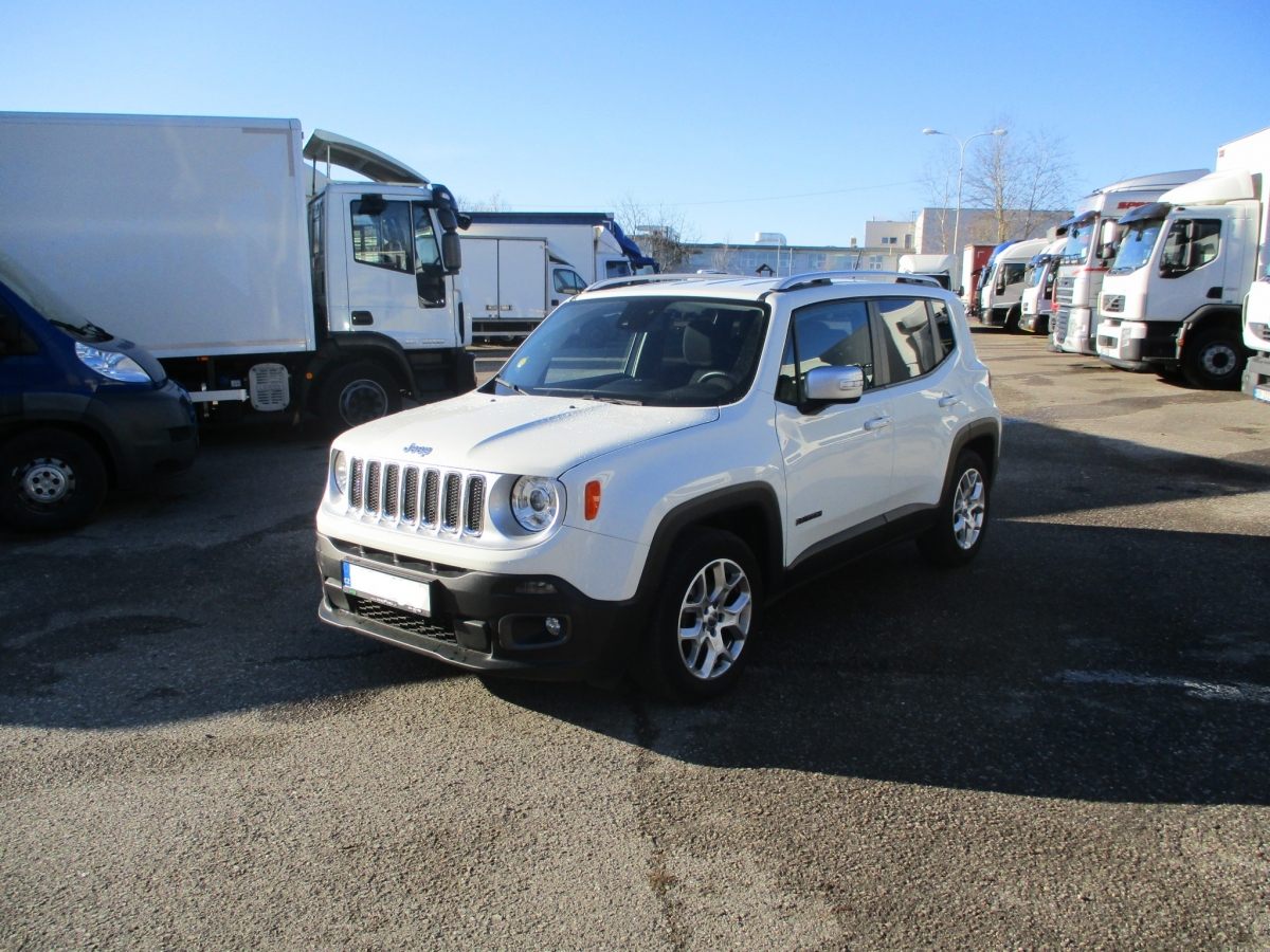 Jeep Renegade 1.4 benzin