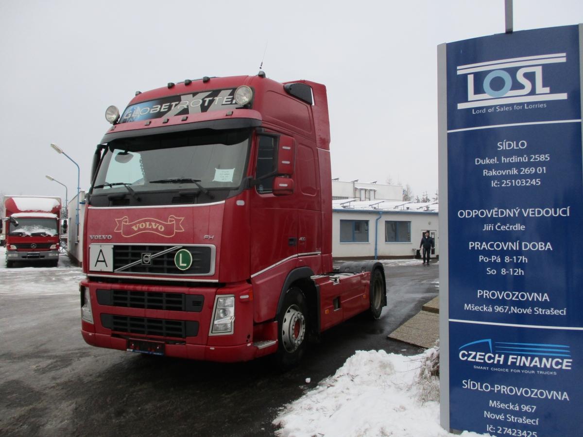 Volvo  FH13.480 EURO 5