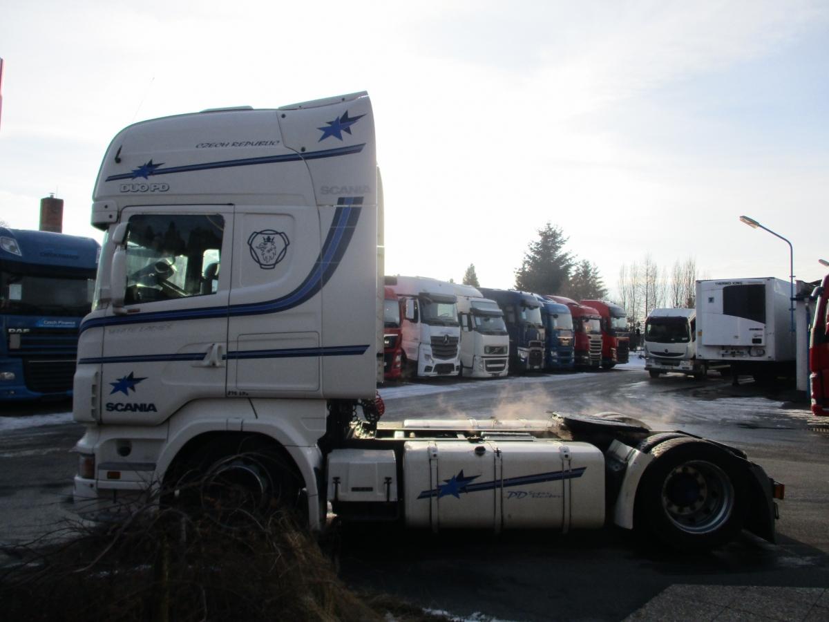 Scania  R480 MEGA/lowdeck EURO 4