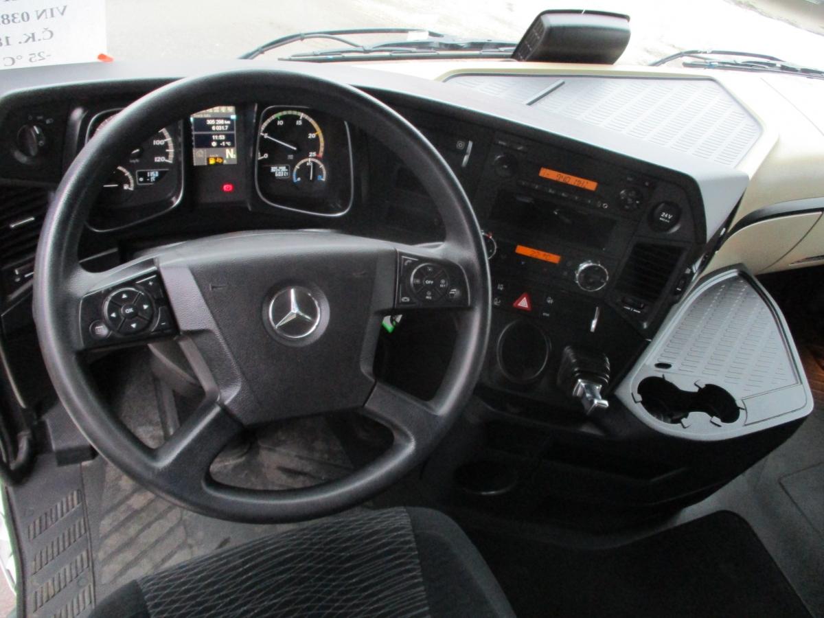 Mercedes-Benz  1845 Actros EURO 6 MEGA/lowdeck