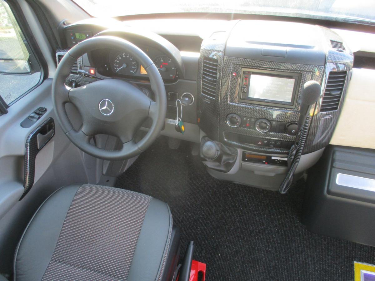 Mercedes-Benz Sprinter 516 Sprinter