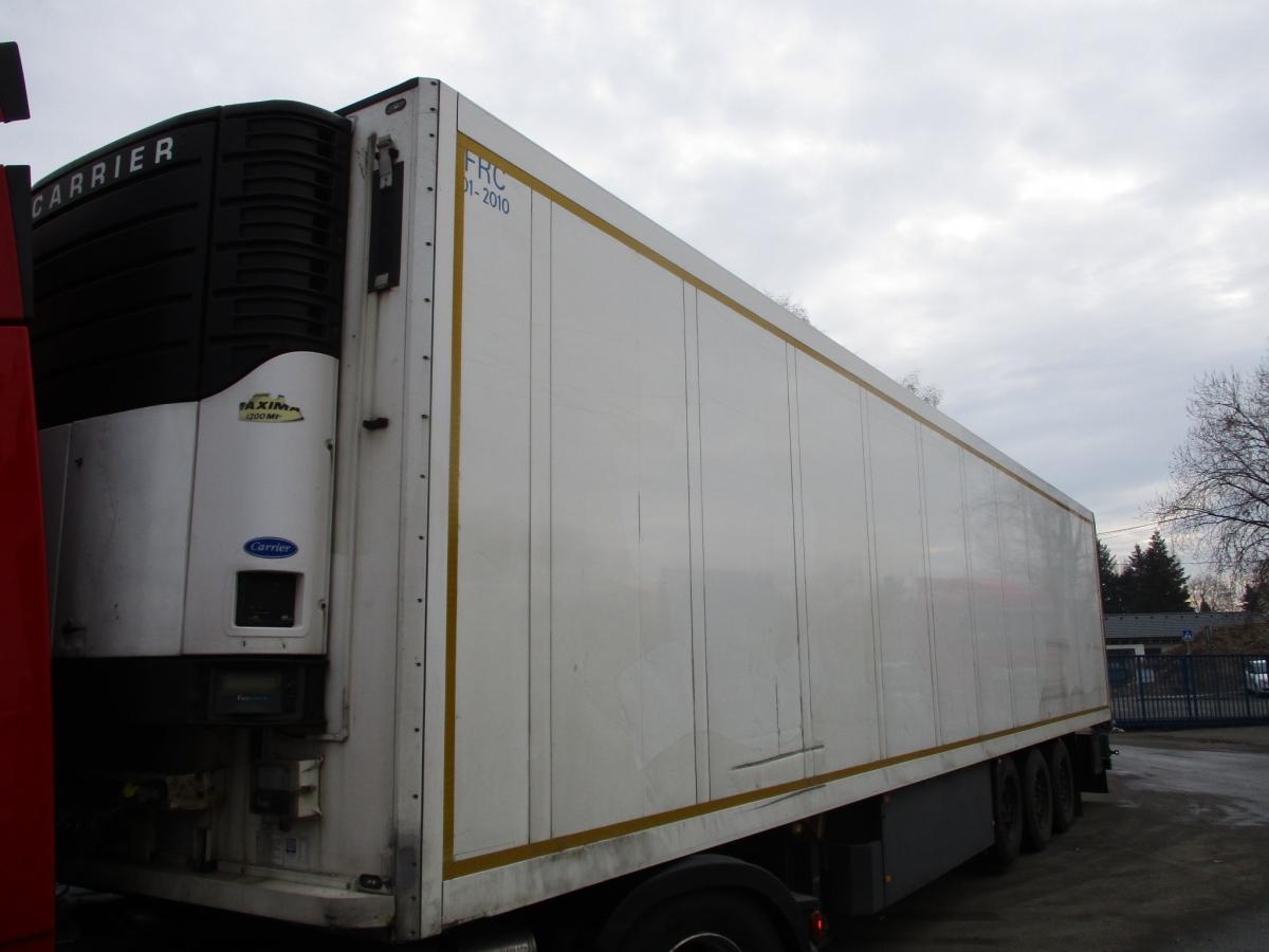 Schmitz  SKO 24 Carrier Maxima 1200