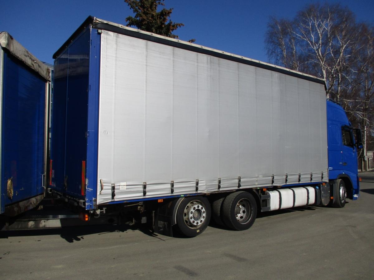 Volvo  FH13.400 6x2 EURO 5 + Schmitz