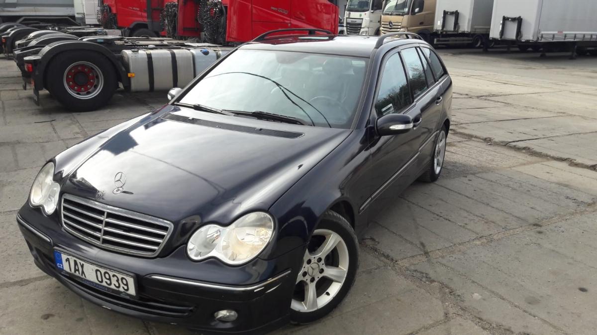 Mercedes-Benz Třídy C 220 CDi Kombi
