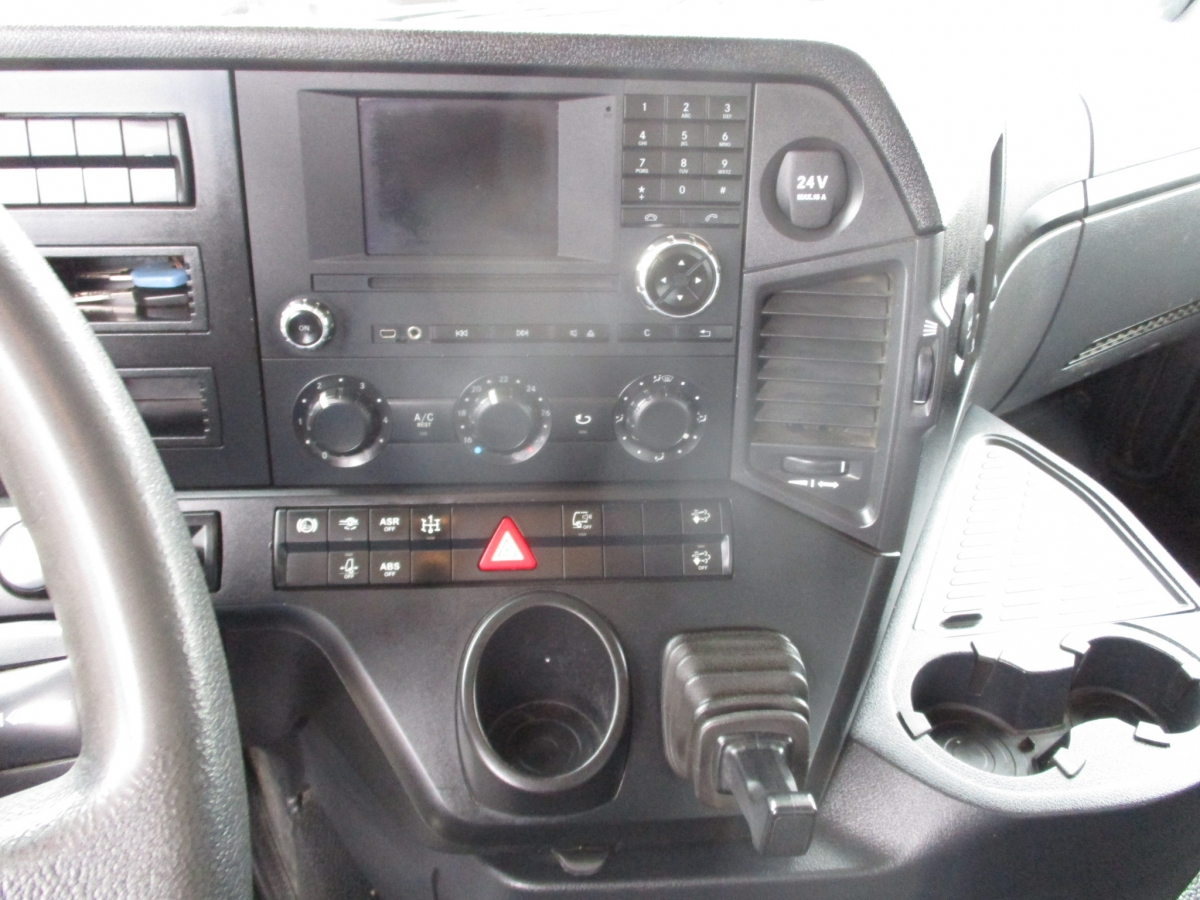Mercedes-Benz  4143 Arocs 8x4 EURO 6
