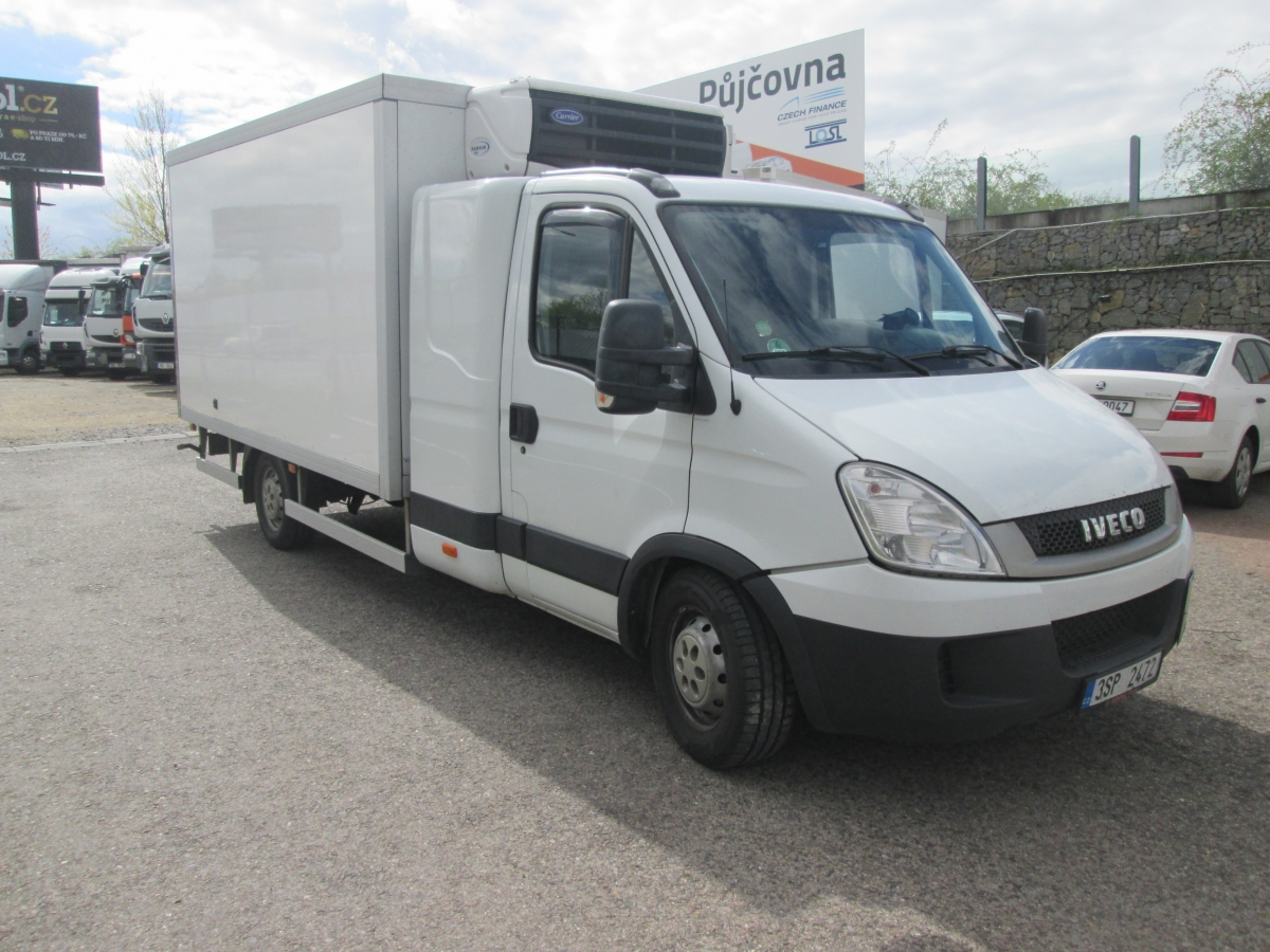 Iveco Daily 35S17 CARRIER Xarios 500 + el.