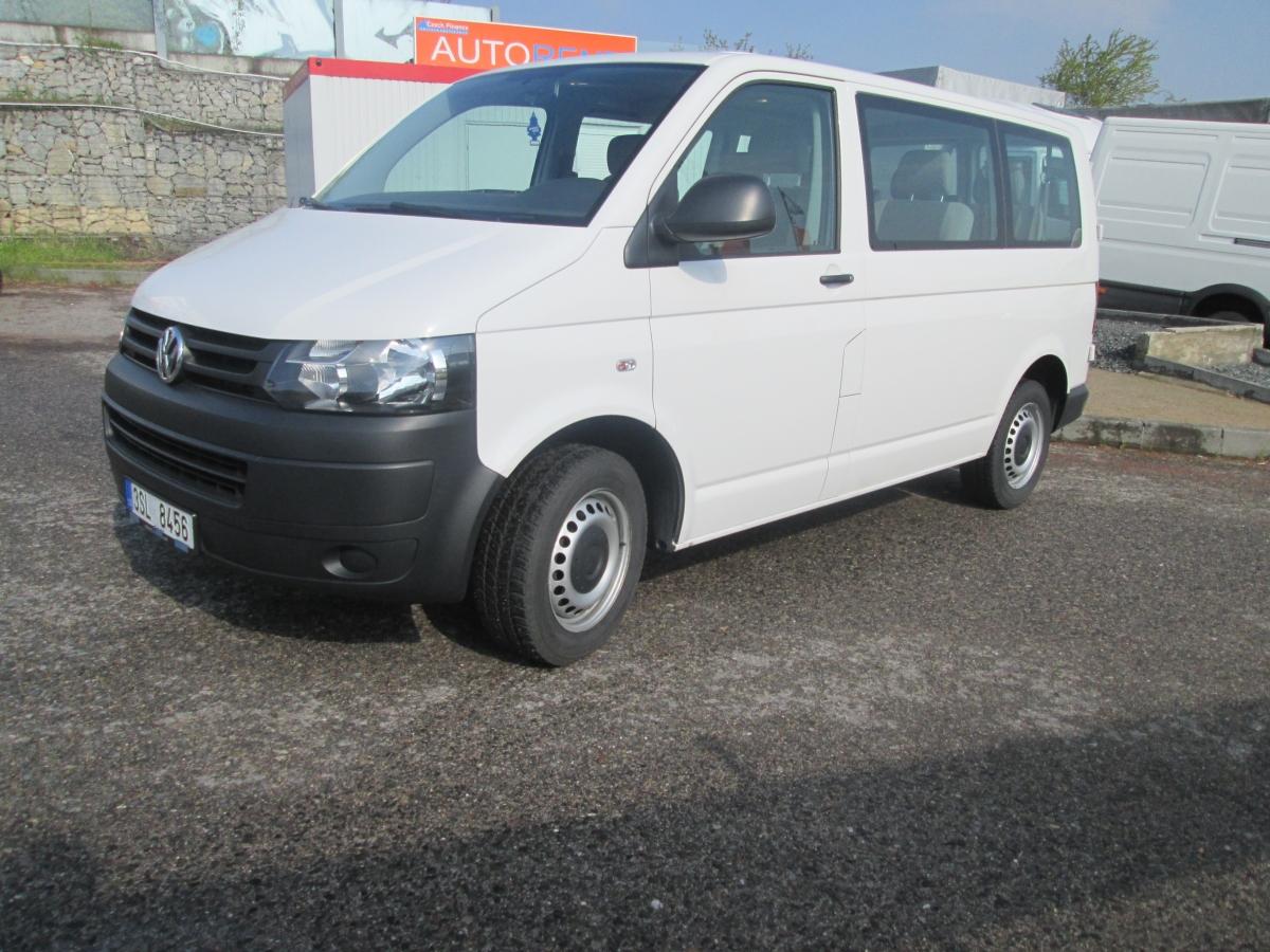 Volkswagen Transporter T5 2,0 TDi / 75 kW
