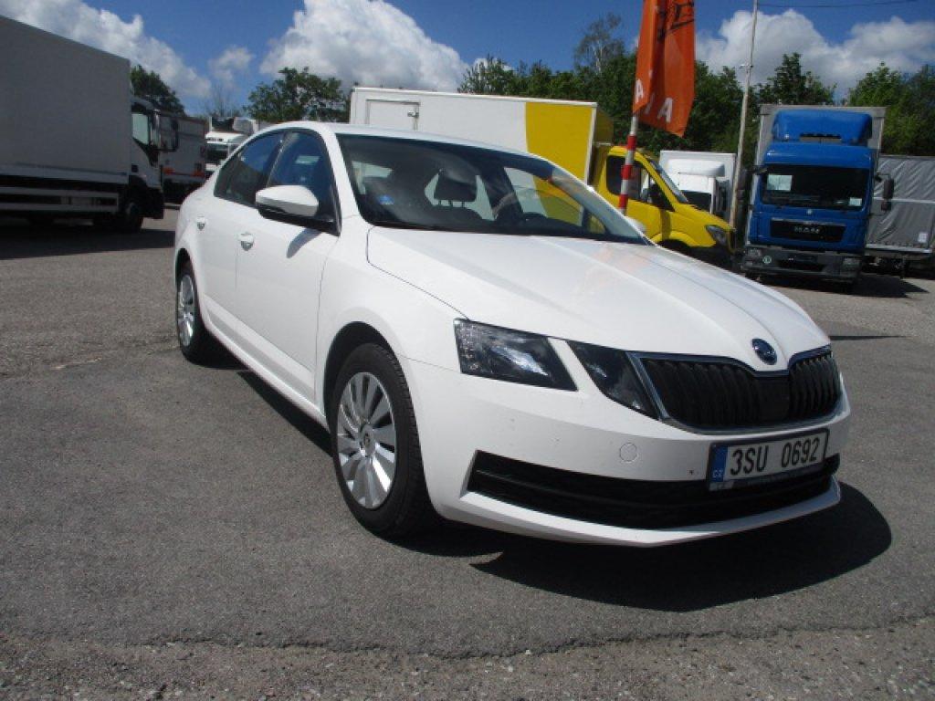 Škoda Octavia Active Plus