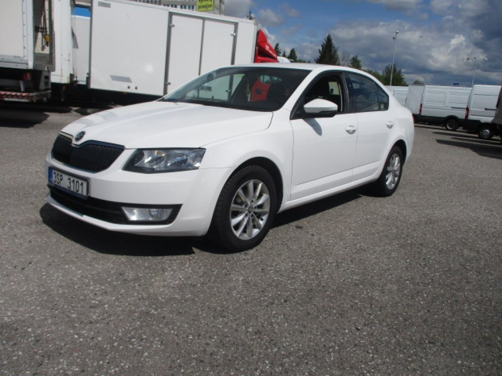 Škoda Octavia Ambition plus 1,6 TDi