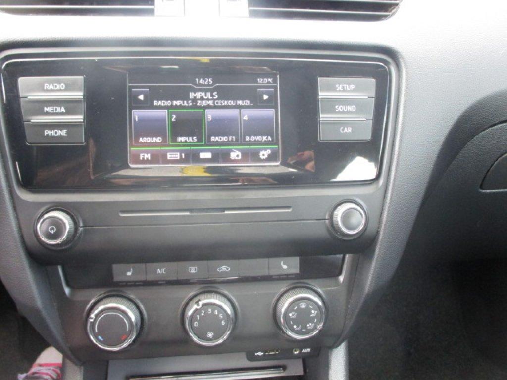 Škoda Octavia Ambition plus 1,6 TDi
