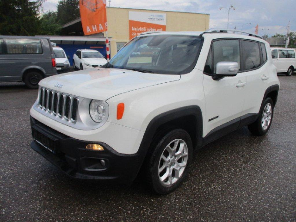 Jeep Renegade 2,0 diesel