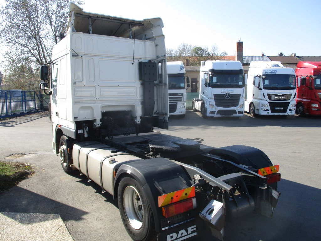 DAF  XF 105.460 manual, retarder