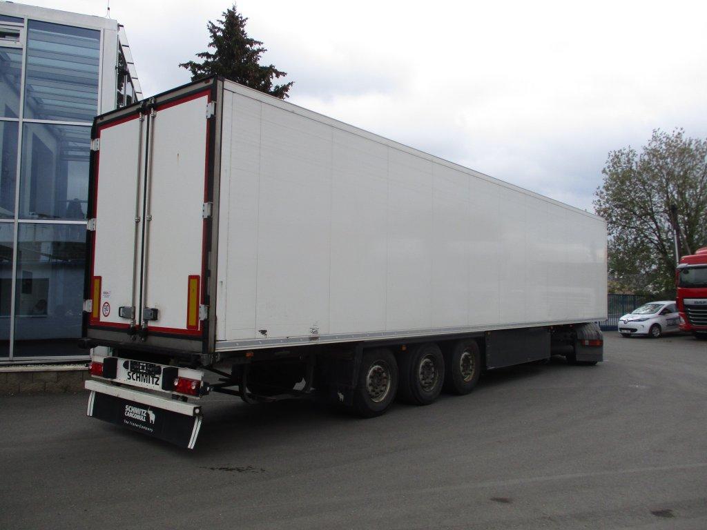 Schmitz  SK0 24 Agregat Carrier Vector 1350