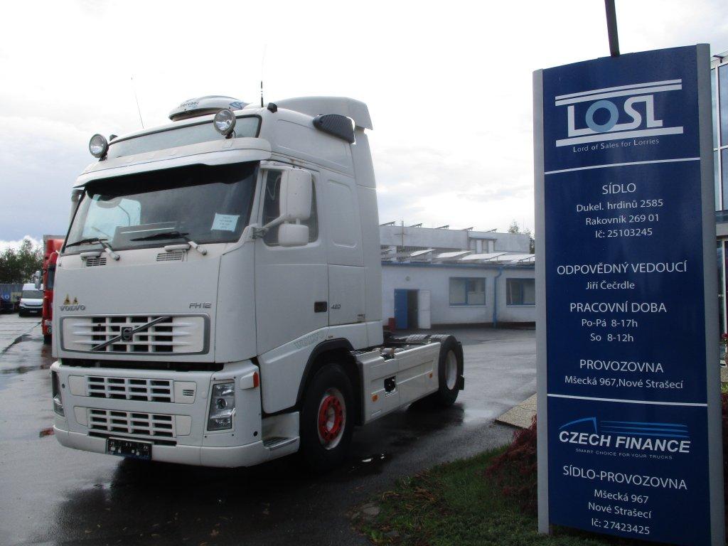 Volvo  FH12.420 EURO 3