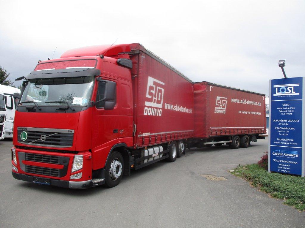 Volvo  FH13.460 6x2 EEV + Wecon