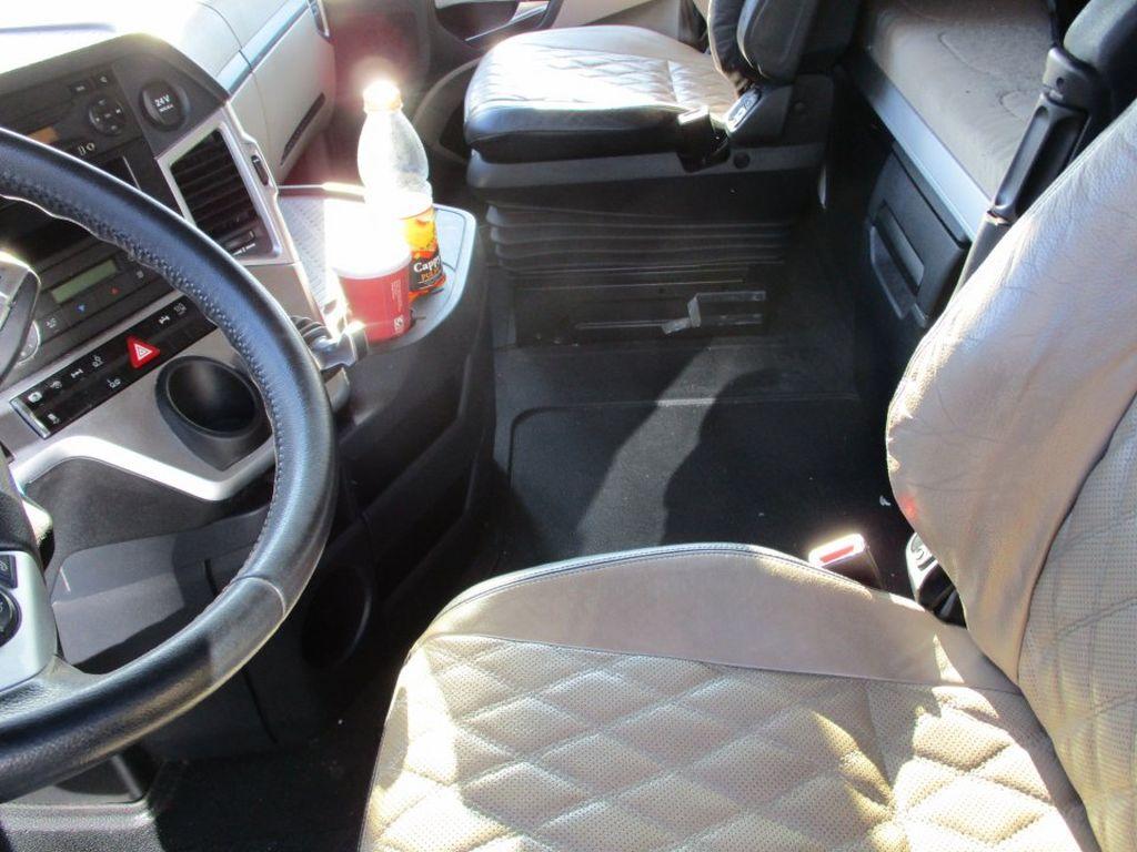 Mercedes-Benz  2548 Actros EURO 6 + Schmitz 6x2